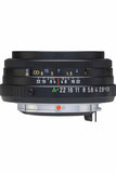 Pentax smc FA 43mm F1.9 Limited (Black)