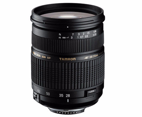 Tamron AF 28-75mm F/2.8 XR Di LD IF MACRO (Canon)