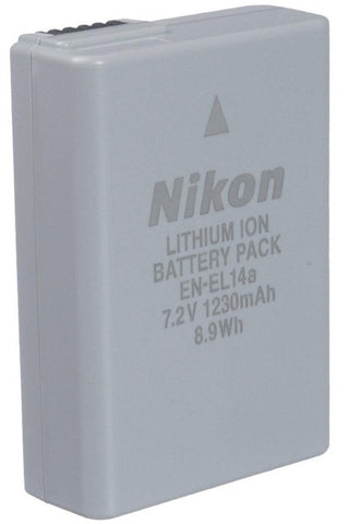 Nikon EN-EL14a Original Battery