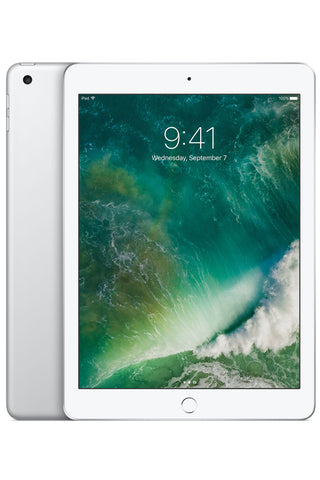 Apple New iPad 2017 128GB Silver (4G Version)