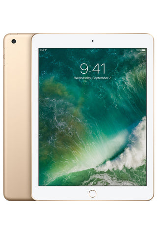 Apple New iPad 2017 128GB Gold (4G Version)