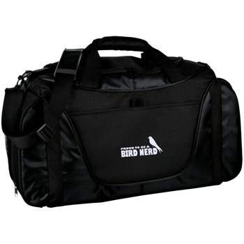 BG1050 Port Authority Medium Color Block Gear Bag birding birdnerd birdwatching