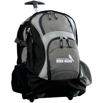BG76S Port Authority Wheeled Backpack birding birdnerd birdwatching