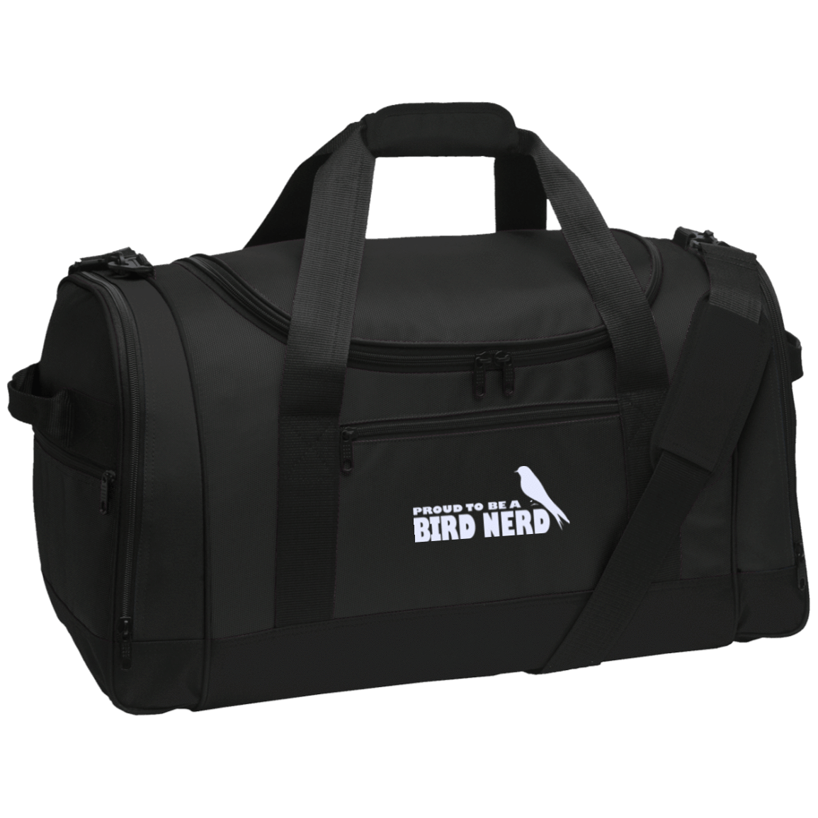 BG800 Port Authority Travel Sports Duffel birding birdnerd birdwatching