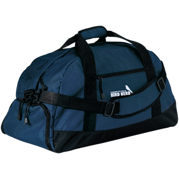 BG980 Port & Co. Basic Large-Sized Duffel Bag birding birdnerd birdwatching