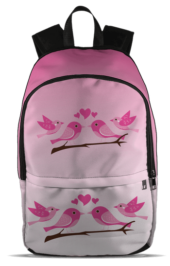 Bird BackpackAll Over Backpack - Backpack 1 birding birdnerd birdwatching
