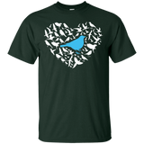Bird Lover G200 Gildan Ultra Cotton T-Shirt birding birdnerd birdwatching