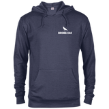 Birding Dad 97200 Delta French Terry Hoodie birding birdnerd birdwatching