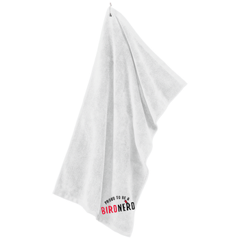 TW530 Port Authority Microfiber Golf Towel birding birdnerd birdwatching