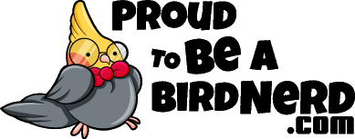 Proud To Be A Bird Nerd - T-shirt, Mugs Shoes For Bird Lovers