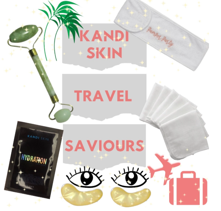 ✈Skin Saviours For Your Travels💦