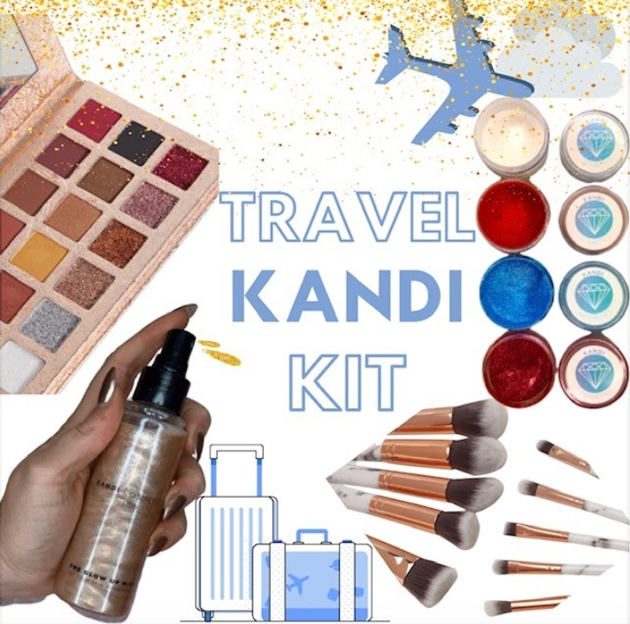 ✈Travel Essentials For Your Kandi Kit This Winter❄