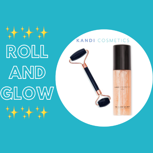 ✨Rollin' or Glowin'? Why Not Do Both!🙌