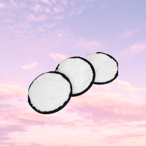 Reusable makeup remover pads (3 Pack)