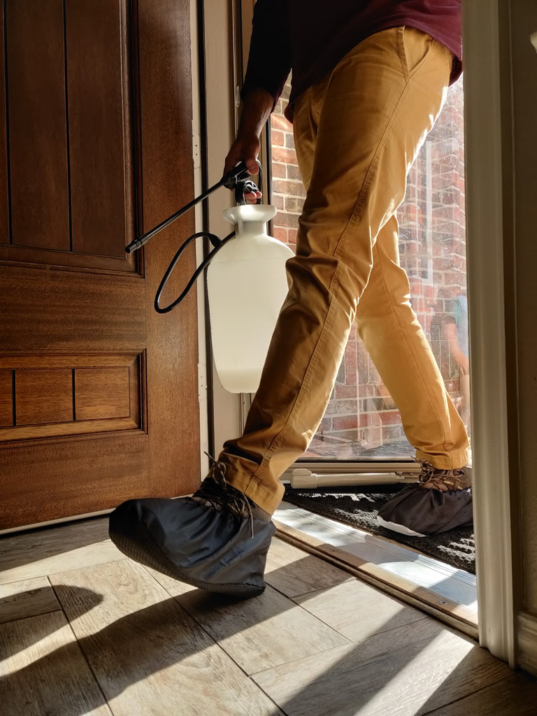 Why Shoe Covers Can Raise the Game of any Pest Control Company