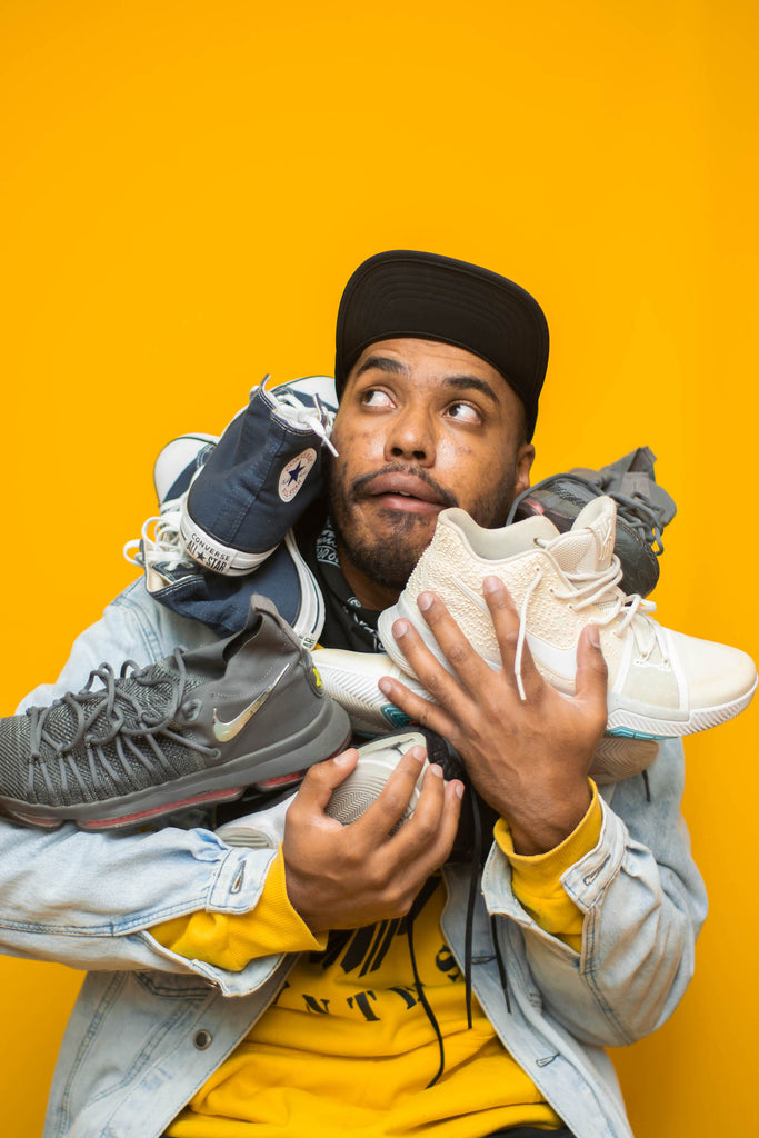 Yes, sneaker-head culture is real - now there is a Netflix movie about it!