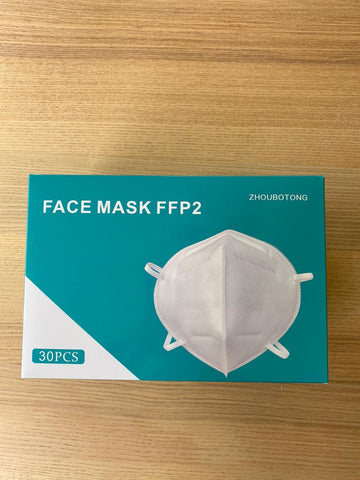 Face Mask FFP2 - Blue Shoe Guys