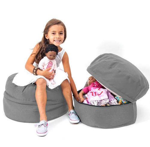 Product Highlight: Storage Poufs