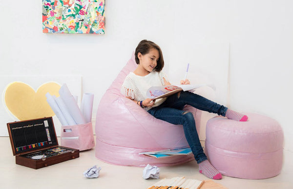 Incredible Storage Beanbag Pouf Storage Pillow Kids Room Mimish Ocoug Best Dining Table And Chair Ideas Images Ocougorg