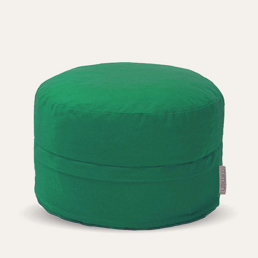 Cotton Storage Pouf