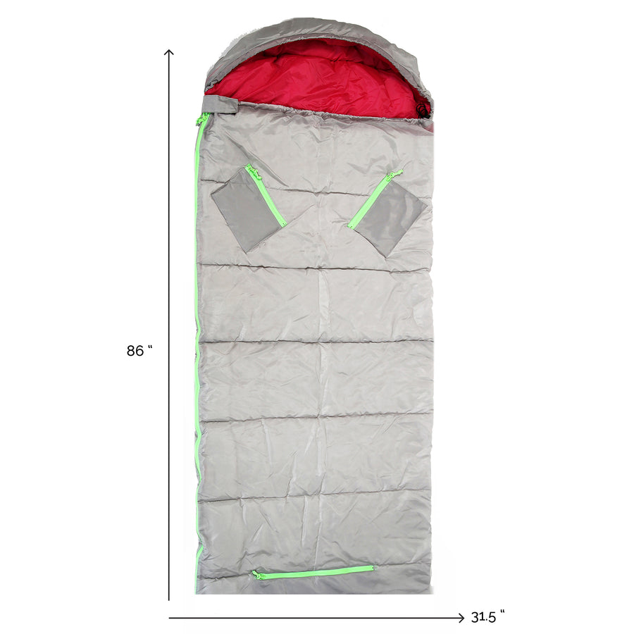 Sleep-N-Pack - [product_title} with Zipper - mimish, inc.