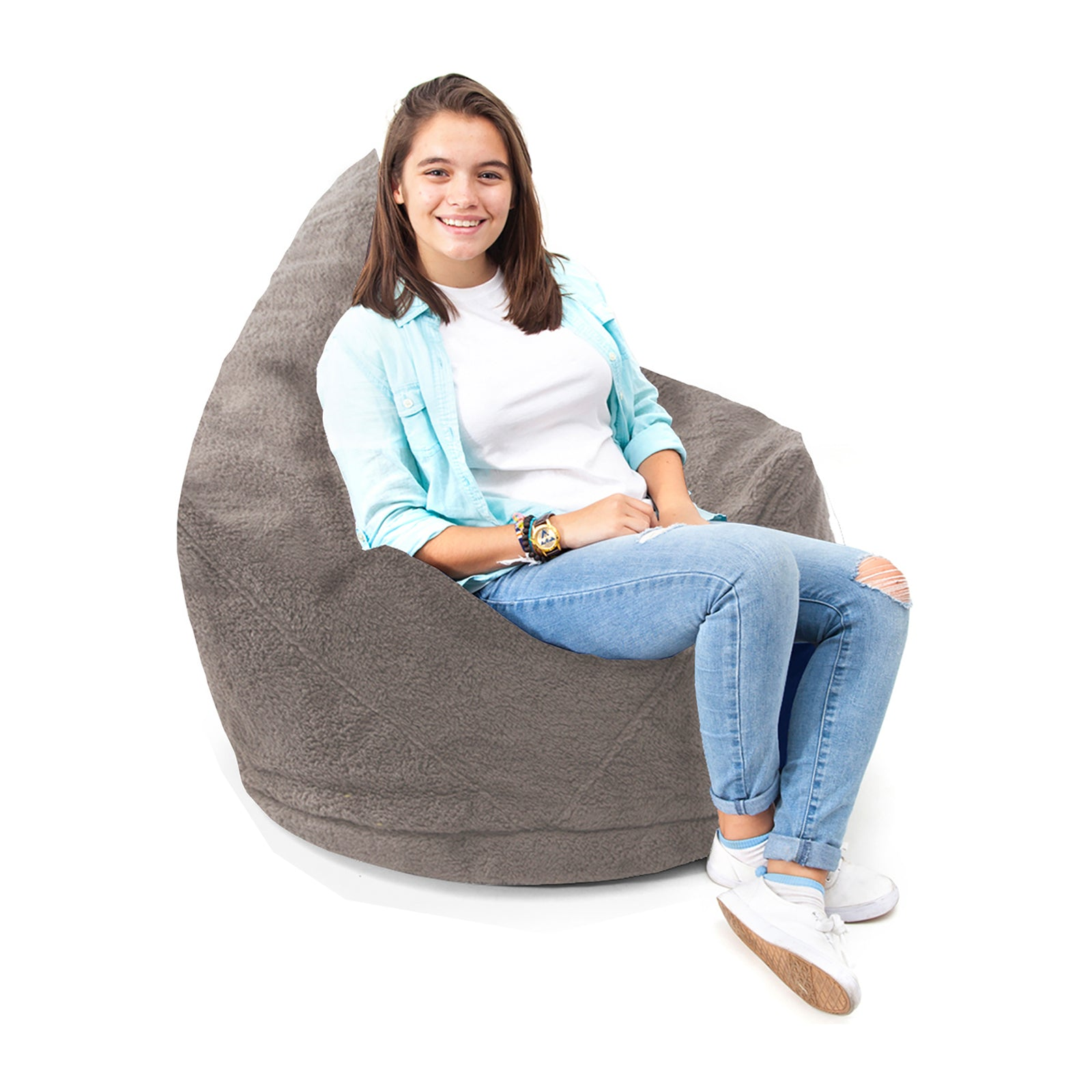 Storage Lounger - [product_title} with Zipper - mimish, inc.