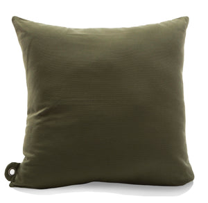 """Naturalist"" Storage Pillow - [product_title} with Zipper - mimish, inc."