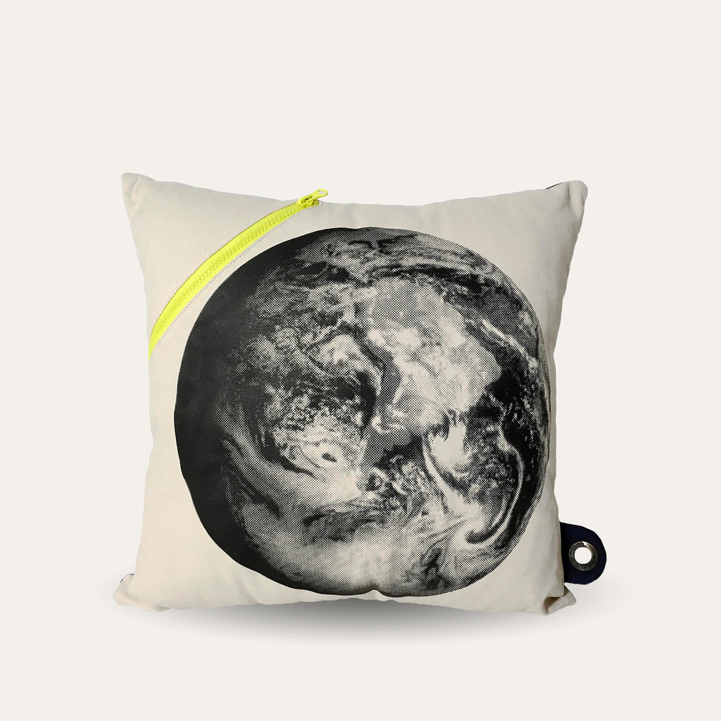 Small Scientist Pocket Pillow