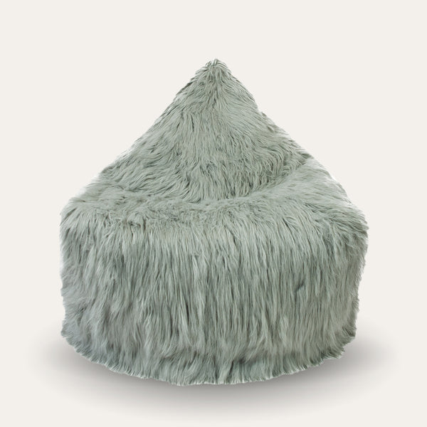 Himalaya Faux Fur Storage Lounger