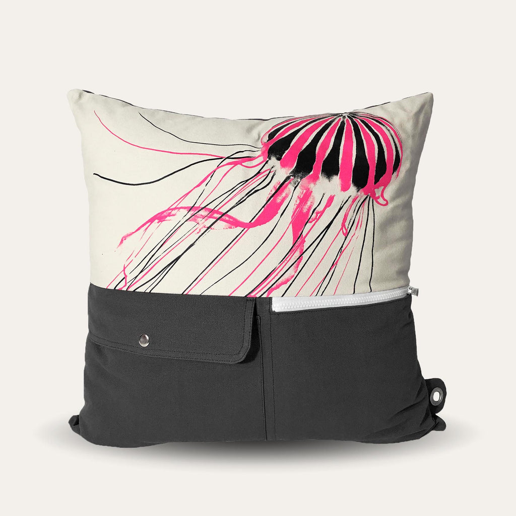 Naturalist Pocket Pillow