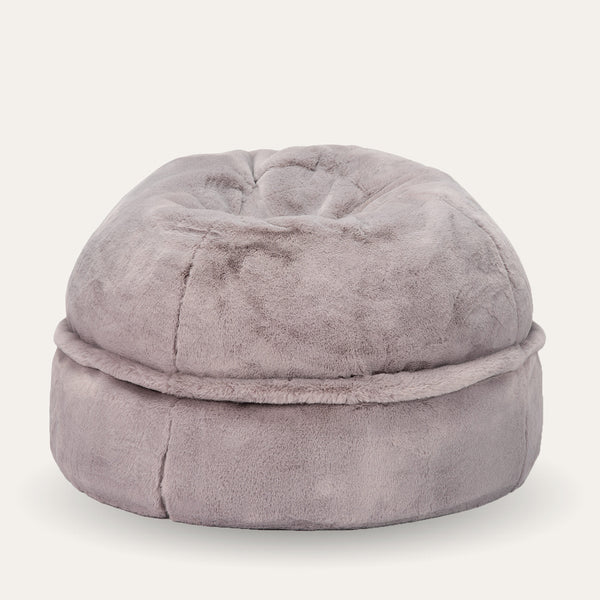 Rabbit Faux Fur Storage Beanbag