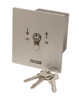 101804 - Keyed High Voltage 110-220 Volt Security Switch In Metal Box For AC Motor