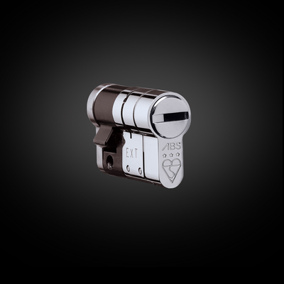 ABS Ultimate Series Locks - Half Cylinder - Build From Code - Avocet Hardware (UK) Ltd