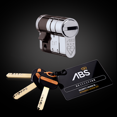ABS Ultimate Series Locks - Half Cylinder - Avocet Hardware (UK) Ltd