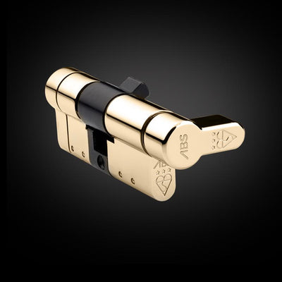 ABS Ultimate Series Euro Cylinder Lock - Thumbturn (Quantum) - Build From Code