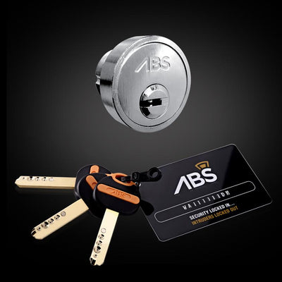 ABS Ultimate Series - Screw-In Rim Cylinder
