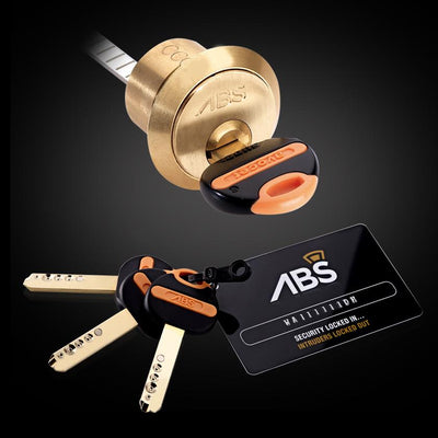ABS Ultimate Series - Nightlatch Rim Cylinder - Avocet Hardware (UK) Ltd