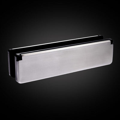 Affinity - Brushed Stainless Steel Letterplate - Avocet Hardware (UK) Ltd