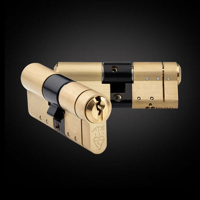 Avocet ABS Attack Series Locks - Key/Key - Build From Code