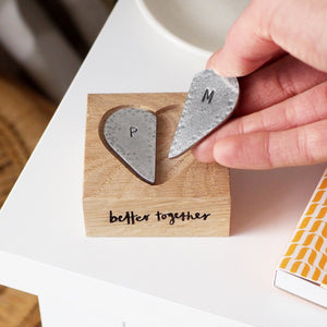 'Better Together' Pocket Tokens Set