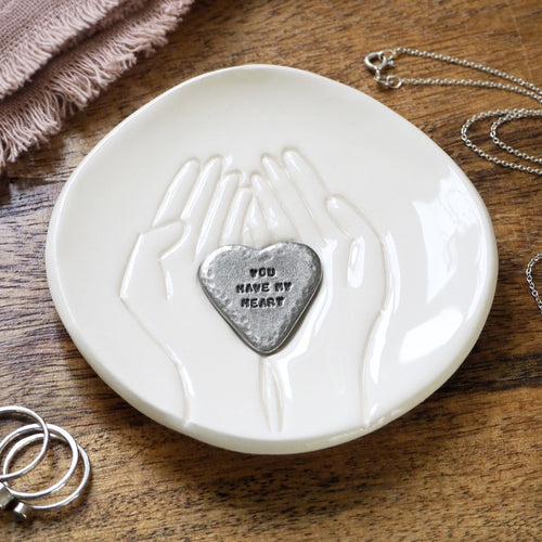 'You Have My Heart' Collaboration Trinket Dish