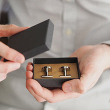Load image into Gallery viewer, 'Mean The World' Cufflinks