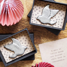 Load image into Gallery viewer, Two Turtle Doves Friendship Pocket Token Set