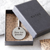 Grandparent Keyring with Gift Box