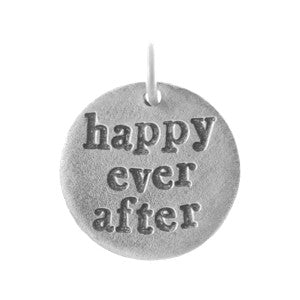 'Happy Ever After' Charm