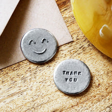 Load image into Gallery viewer, 'Thank You for Helping Me/Us Shine' Tiny Token Card