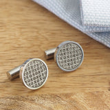 'Hugs + Kisses' Cufflinks