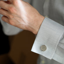 Load image into Gallery viewer, 'Hugs + Kisses' Cufflinks