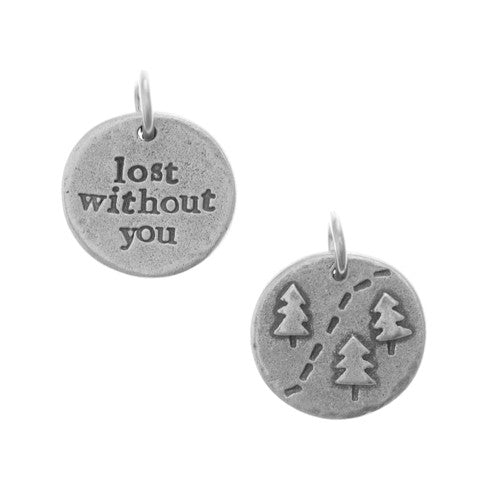 'Lost Without You' Charm