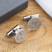 Load image into Gallery viewer, 'Lucky Stars' Cufflinks